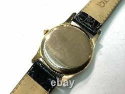 1950 ROLEX 8560 OYSTER PERPETUAL Chronometer 18K Rose Gold 34mm Cal. 700! RARE