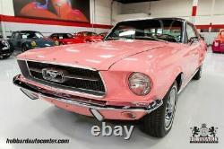 1967 Ford Mustang Rare Dusk Rose (AKA Playboy Pink)