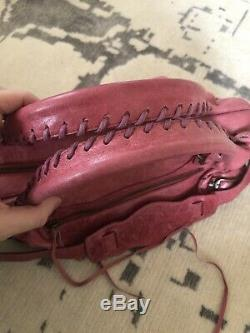 2004 Balenciaga Rose Twiggy Bag Rare