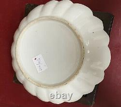 A rare Antique Chinese famille Rose Plate