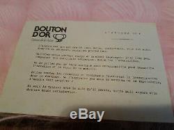 Bouton Dor 100% French Angora Rose box of 20 Skeins Rare Pink