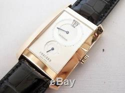 CONCORD 60. N5.1460 Delirium Watch Jumping Hours K18 Pink Rose Gold Rare Ex++