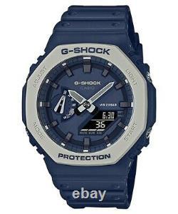 Casio G-Shock GA2110ET-2AER Blue Digital Watch Rare Latest Release 20