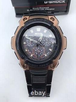 Casio G-Shock Vintage MTG-1000BR Watch Module 5022 MT-G Multi Band 5 Retro Rare