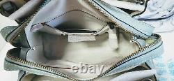 Coach 1941 Rogue 25 Crystal Tea Rose Sage blue RARE New withtags