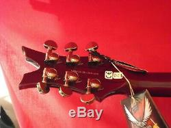 DEAN VENDETTA ELECTRIC GUITAR 4.0 WithFLOYD ROSE- NECK THRU- SCARY CHERRY- RARE