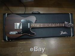 Fender George Harrison Telecaster All Rose Guitar World Only 1000 Rare