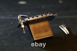 Floyd Rose tremolo bridge non-fine tuner Early'80 Vintage Rare