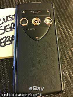 Genuine Vertu Constellation PVD 18K Solid Rose Gold Super RARE Collector item