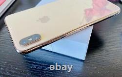 IPhone XS Max 265gb Dual Physical Sim Card Rose Gold Model A2104 RARE