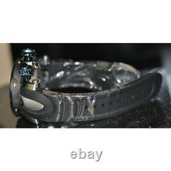 Invicta Men's Rare Venom Swiss Reserve Multi-Function Rose Dial Poly Watch 12587