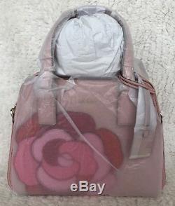 Kate Spade NWT Rambling Roses Rose Little Babe Pink Crossbody PXRU7694, Rare