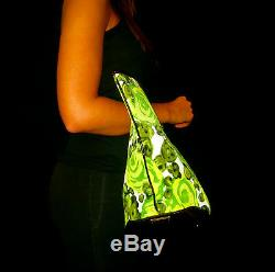 Kate Spade New York RARE Yellow Rose Giverny Floral large tote purse handbag