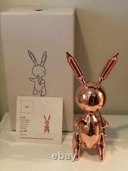Koons After Balloon Rabbit Rare Color Rose Gold Limited Edition of 500 worldwide
