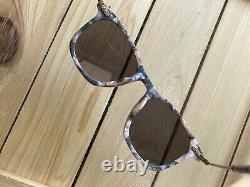 Krewe jackson sunglasses in matte cosmo + rose gold titanium. Sold out! RARE