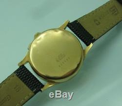 LE-PHARE CHRONOGRAPH 18K ROSE GOLD 33 MM MANUAL Cal. L 248 RARE WATCH FOR MEN