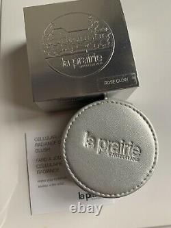 La Prairie Cellular Radiance Cream Blush ROSE GLOW Full Size-RARE Discontinued