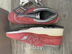 Mens US 10.5- New Balance 997 x Concepts Rosé/Silver 2014 SneakerBRAND NEW RARE