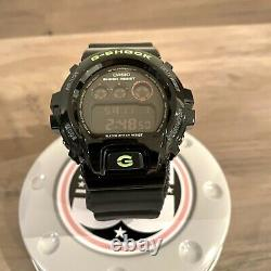 NEW RARE 30th ANNIVERSARY CASIO G-SHOCK NYC LAUNCH EXCLUSIVE DW6900 2012 eminem