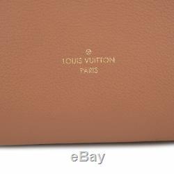 NEW RARE LOUIS VUITTON Kimono MM Monogram Powder Rose Leather Tote Bag