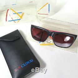 NWT Rare Vintage MINT SUNCLOUD SC45 SCR ROSE JAPAN B&L Sunglasses Surf Ski SC-45