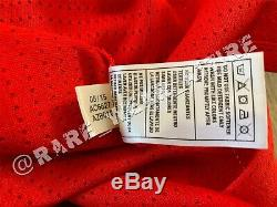 Nba Jersey Chicago Bulls Derrick Rose Rev 30 Adidas Authentic Sz M Mesh Rare Red