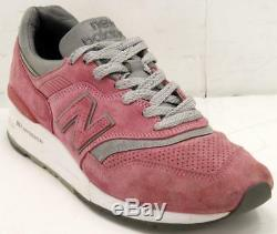 New Balance X Concepts 997 Rose Silver Pink M997CPT CNCPTS Men's Sz 10 M Rare
