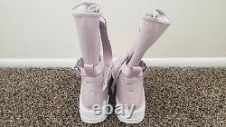 Nike Air Force 1 AF1 Sage Hi Boot Palid Pink Chalk Rose AQ2771-500 Sz 11.5 RARE