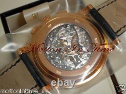 Patek Philippe 5070R Chronograph Rose Gold 42mm Rare Discontinued Model