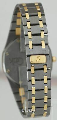 RARE Audemars Piguet Royal Oak 36mm Tantalum 18K Rose Gold TANTALE 14486tr Watch