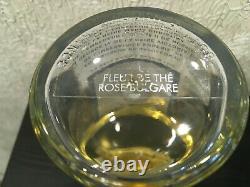 RARE VINTAGE CREED FLEUR DE THE ROSE BULGARE EDP 8.4 oz/ 250 ml used