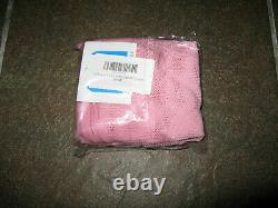 RARE color! Wicked Weasel 511 Mesh Flip Skirt Size S Small Rose Bikini Cover