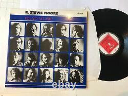 R. Stevie Moore glad music'86 ariel pink NM vinyl rare new rose france orig lp
