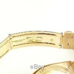 Rare 18 Karat Rose Gold Rolex Day Date President 36MM Ref # 1803 Circa 1960