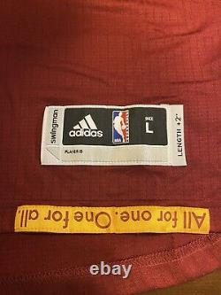 Rare Adidas NBA Cleveland Cavaliers Derrick Rose Basketball Jersey