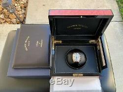Rare Franck Muller 18K Rose Gold 6850 Master Calendar Chrono Magnum Watch B&P