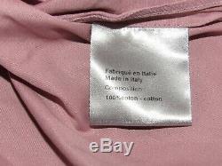 Rare New Dior Homme Slimane Era Rose Bee Shirt Size US 43 / IT 43