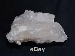 Rare Rose Quartz Crystyal Cluster