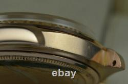 Rare Vintage Mens Rolex Day-Date President 18K Rose Gold Watch 1803