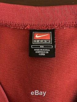 Rare Vintage Nike USC Trojans Reggie Bush Rose Bowl Game Football Jersey