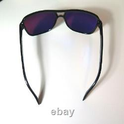 Rare Vintage SUNCLOUD SCR ROSE France B&L Sunglasses Glass Lens Lebowski Black