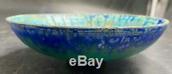 Rose Cabat Feelie Bowl Rare Extraordinary Example