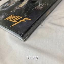 The Rose Kim Woosung 1st Mini Album WOLF SEALED Photocard Kpop Rare DHL FedEx