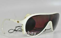 Vintage B&L Ray Ban Wings White Rose Bausch & Lomb Aviator USA sunglasses RARE