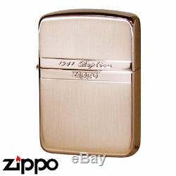 Zippo 1941 Replica Mirror Line Rose Pink Plating Etching Japan Limited Rare Cute